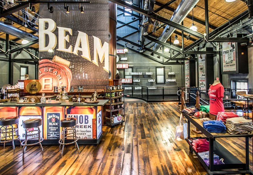 Jim Beam Distillery Clermont Ky