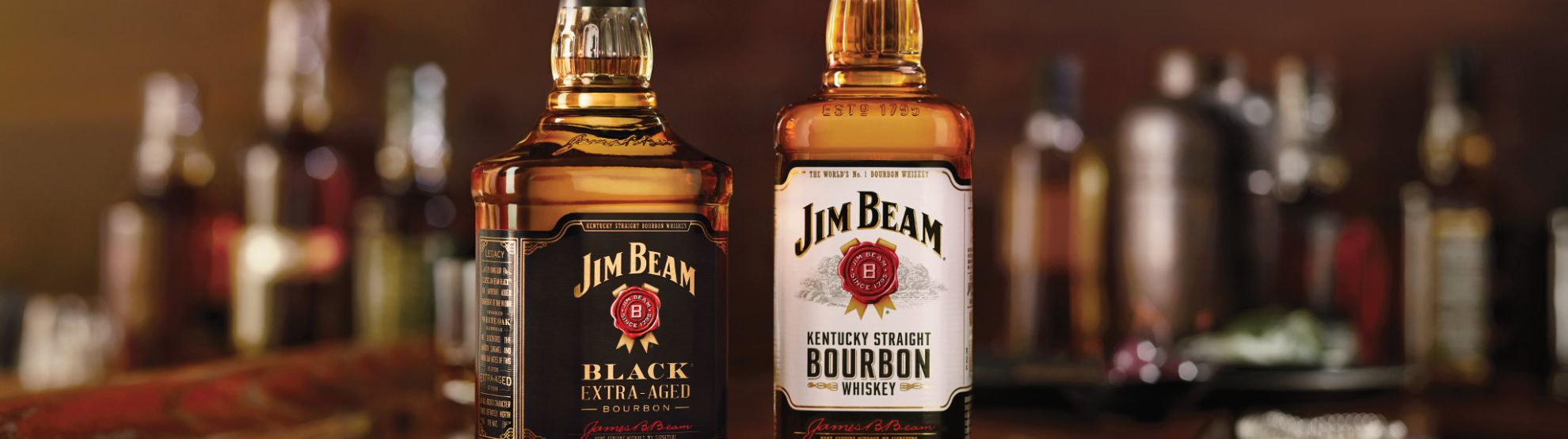 Jim Beam Black | Jim Beam White
