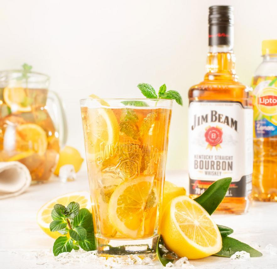 Jim Beam Ice Tea